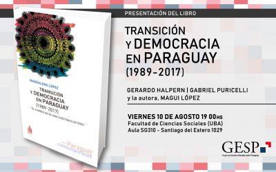 Presentación de Libros de la Colección «Paraguay Contemporáneo»